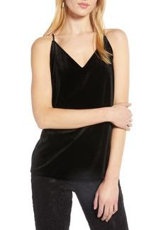 Halogen® Velvet Camisole (Regular & Petite)