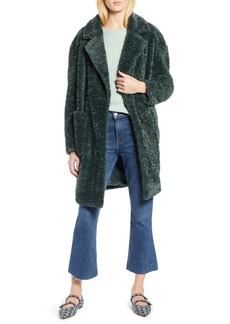 Halogen® x Atlantic-Pacific Faux Fur Coat