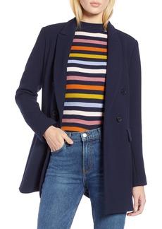 Halogen® x Atlantic-Pacific Menswear Double Breasted Blazer