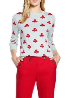 Halogen® x Atlantic-Pacific Clover Sweater (Nordstrom Exclusive)