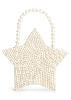 Halogen® x Atlantic-Pacific Star Pearl Handbag (Nordstrom Exclusive)