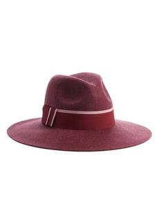 Halogen(R) Felt Panama Hat