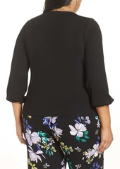 Halogen(R) Knit Top (Plus Size)