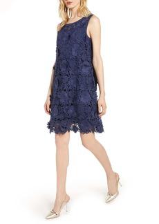 Halogen(R) Lace Shift Dress