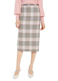 Halogen Midi Pencil Skirt (Regular & Petite)