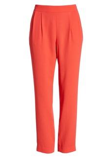 Halogen  Print Pull-On Pants (Regular & Petite)
