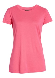 Halogen(R) Short Sleeve Crewneck Tee (Regular & Petite)