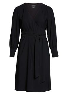 Halogen(R) Wrap Dress (Plus Size)