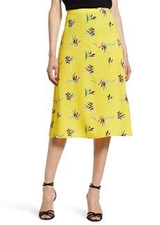 Halogen Midi Skirt