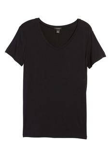 Halogen Modal Jersey V-Neck T-Shirt