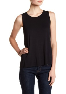 Halogen Split Back Tank Top (Regular & Petite)