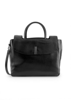 Halston Heritage Convertible Leather Tote