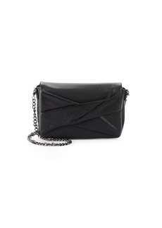 Halston Heritage Grace Leather Convertible Clutch