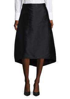 Halston Heritage A-Line Skirt