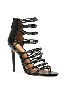 Halston Heritage Ania Strappy High Heel Sandals