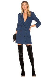 Halston Heritage Double Breasted Shirtdress. - size L (also in M,S,XS)