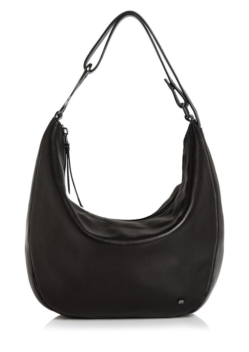 0c1f261b8a Halston Heritage HALSTON HERITAGE Elsa Three-Way Convertible Leather ...