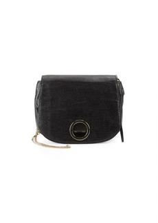 Halston Heritage Halston Crossbody Leather Shoulder Bag