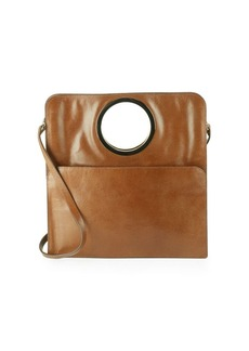 Halston Heritage Halston Leather Shoulder Bag