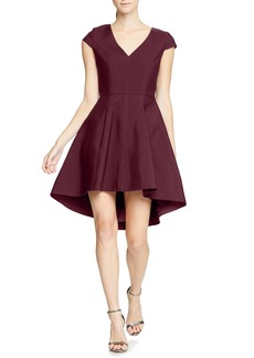 Halston Heritage High/Low Cocktail Dress