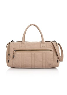 HALSTON HERITAGE Jerry Medium Nubuck Leather Duffel