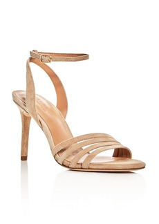 HALSTON HERITAGE Kelly Ankle Strap High Heel Sandals