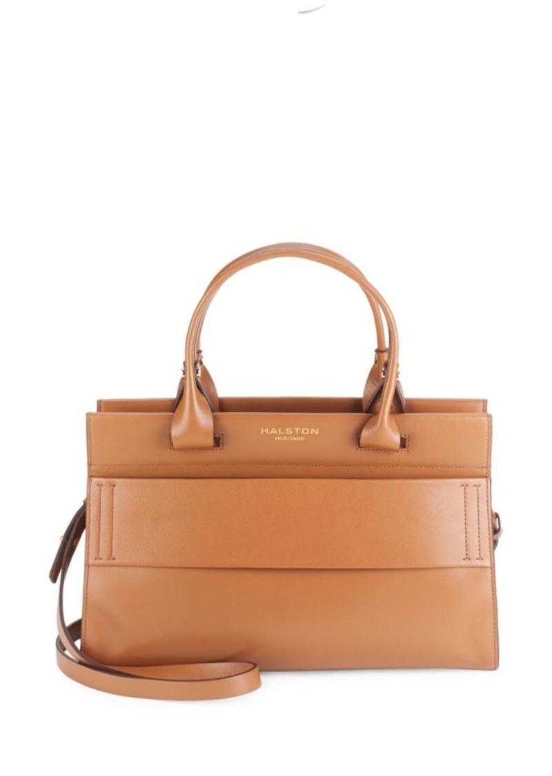 5aedfea78a Halston Heritage Halston Heritage Leather Doctor Bag