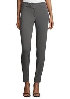 Halston Heritage Mid-Rise Skinny Pants
