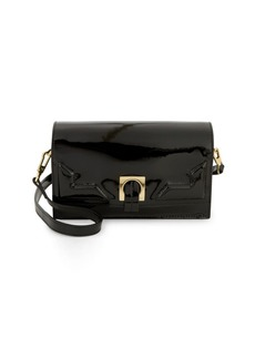 Halston Heritage Patent Leather Convertible Clutch
