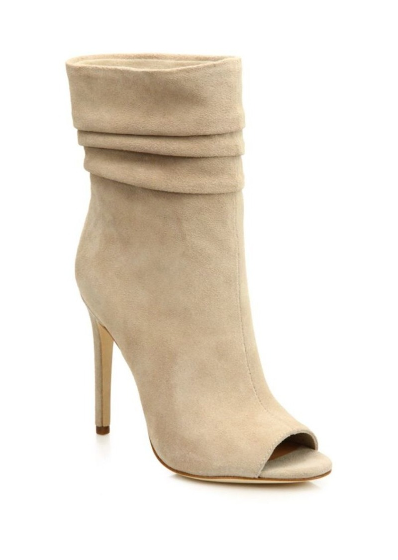 Halston Mens Suede Shoes