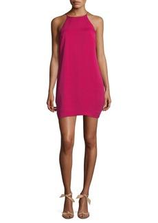 Halston Heritage Sleeveless Mini Dress