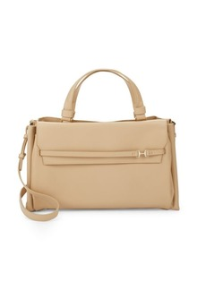 Halston Heritage Strappy Large Satchel Bag