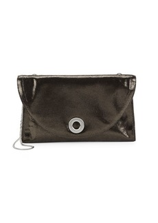 Halston Heritage Textured Shoulder Bag