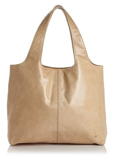 Halston Heritage Tina Large Open Soft Leather Tote