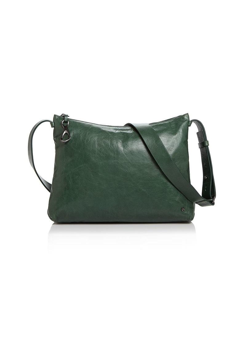 e88d8116a93b Halston Heritage HALSTON HERITAGE Tina Leather Crossbody Bag Now  164.25