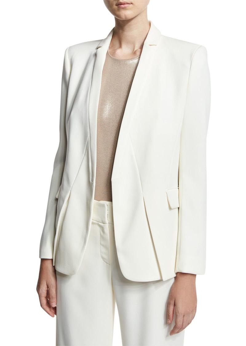0f11995d699f On Sale today! Halston Heritage Halston Heritage Tuxedo Jacket w ...