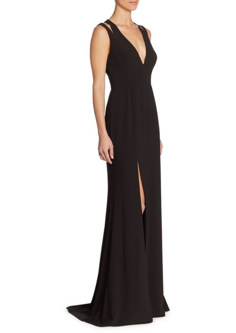 On Sale today! Halston Heritage Halston Heritage Cut-Out Gown