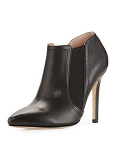 Halston Heritage Wendy Leather Pointed Bootie