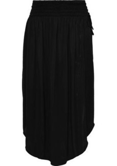 Halston Heritage Woman Jersey Skirt Black