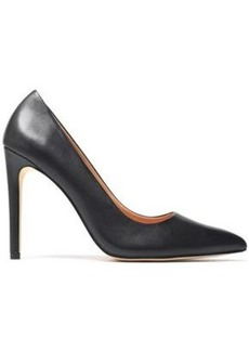 Halston Heritage Woman Suede Pumps Black