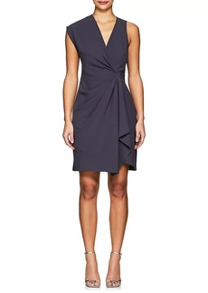 Halston Heritage Women's Crepe Sheath Dress