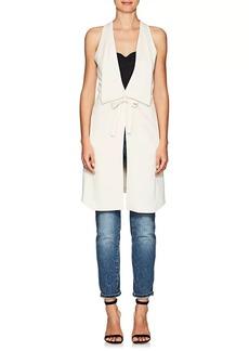 Halston Heritage Women's Crepe Vest