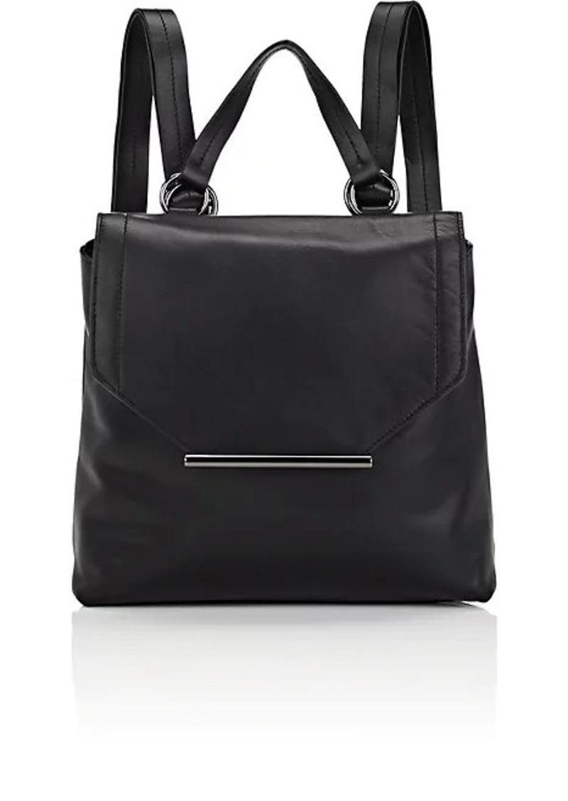 Halston Heritage Women's Flap-Front Backpack