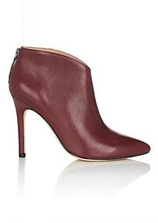 Halston Heritage Women's Karen Leather Ankle Booties
