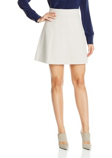 Halston Heritage Women's Tulip Shaped Skirt