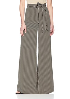 HALSTON HERITAGE Women's Wide Leg Pants