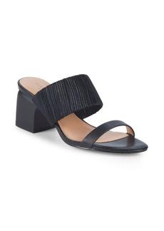 Halston Heritage Kimberly Leather Sandals