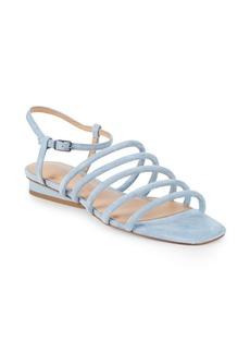 Halston Heritage Leandra Suede Sandals