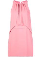 Halston Heritage sleeveless shift dress