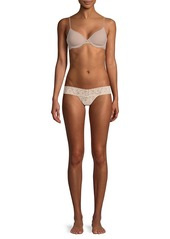 Hanky Panky 3-Pack Lace Low-Rise Thongs